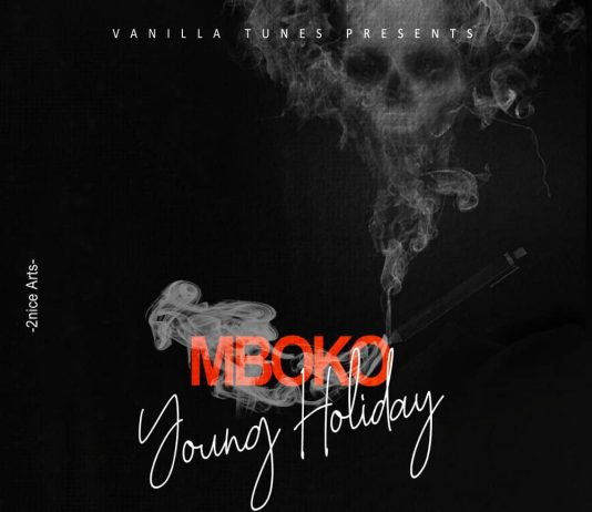 YOUNG HOLIDAY - MBOKO? (Cover Art)