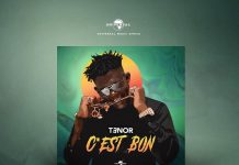 Tenor - C'est Bon (Cover Art)