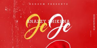 Snazzy Shikena - Jeje