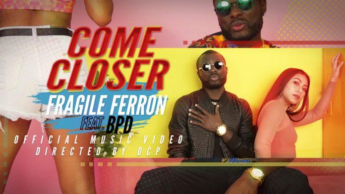 Fragile Ferron - Come Closer ft. BPD (Official Artwork)