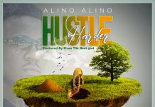 Alino Alino - Hustle Harder (Official Artwork)