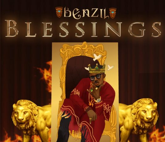 Benzil - Blessings (Official Album Artwork)