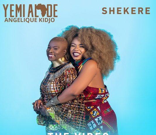 Yemi-Alade-Angelique-Kidjo-Shekere (Artwork)