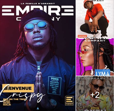 Empire Company signs new Artists