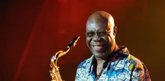 Manu Dibango (Music Icon)