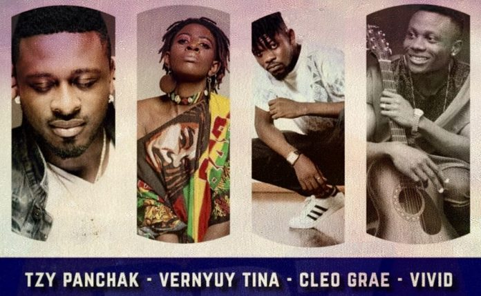 Tzy Panchak Feat Vernyuy Tina, Cleo Grae, Vivid - Who Be Actor (Unofficial Artwork)