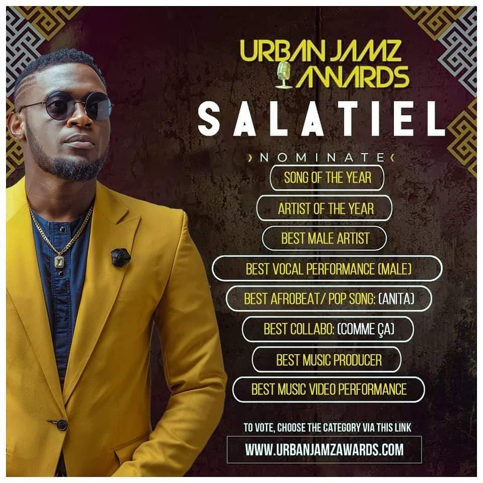 Salatiel Leads with 8 Nominations