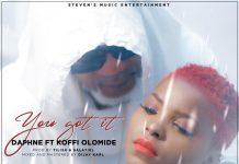 Daphne Ft. Koffi Olomide - You Got It_(Official Artwork)