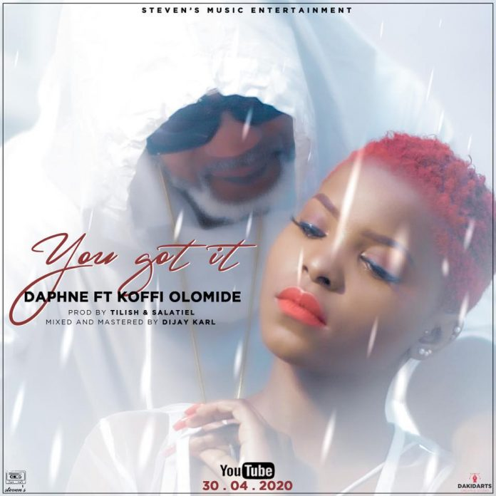 Daphne Ft. Koffi Olomide - You Got It_(Official Artwork)