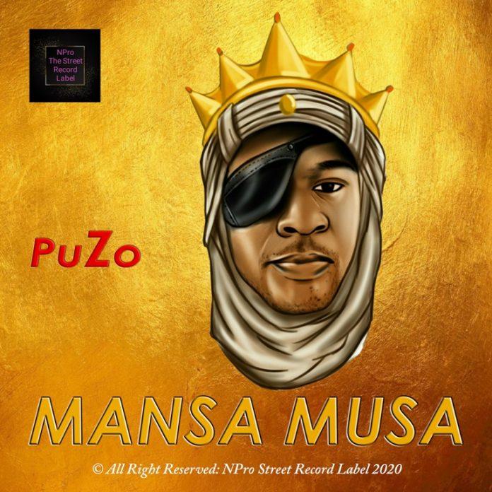 Mansa Musa (Official Artwork)