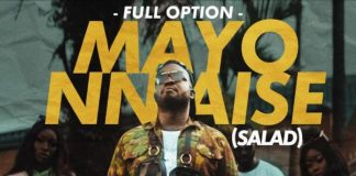 Full-Option-Mayonnaise- (Official Artwork)