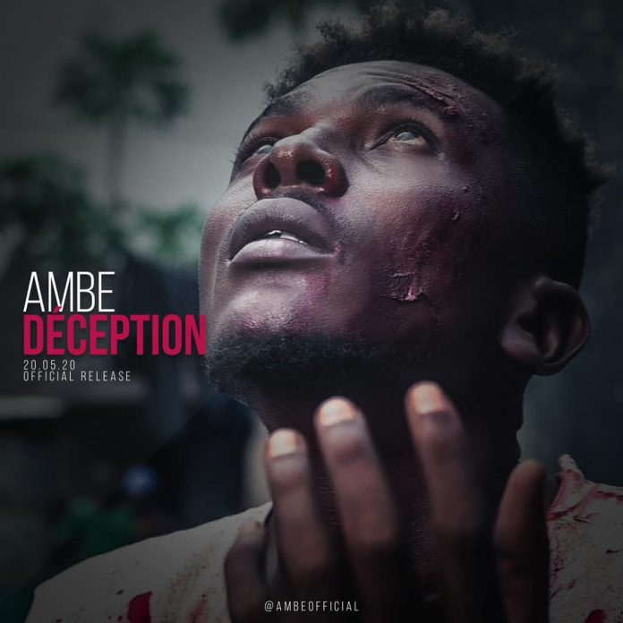 Ambe - Deception (Official Artwork)