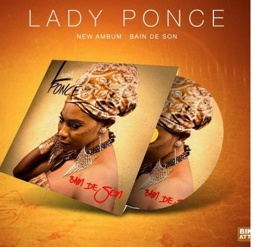 lady ponce album cover