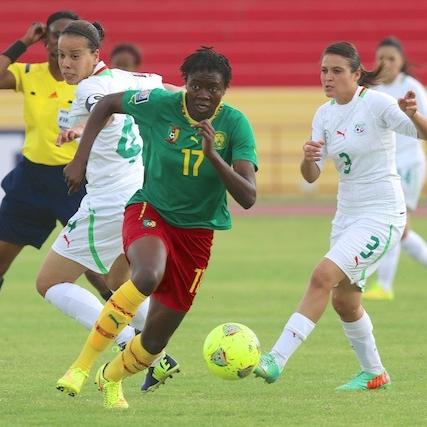Gaelle Enganamouit - Indomitable Lioness