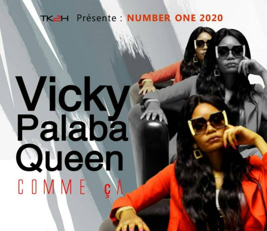 Vicky Palaba Queen - Comme ca