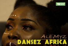 Ale Myz - Dansez Africa artwk