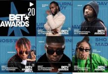 Cameroonian Reacts After Cameroon's Musicians Misses Out On BET Awards Nominations