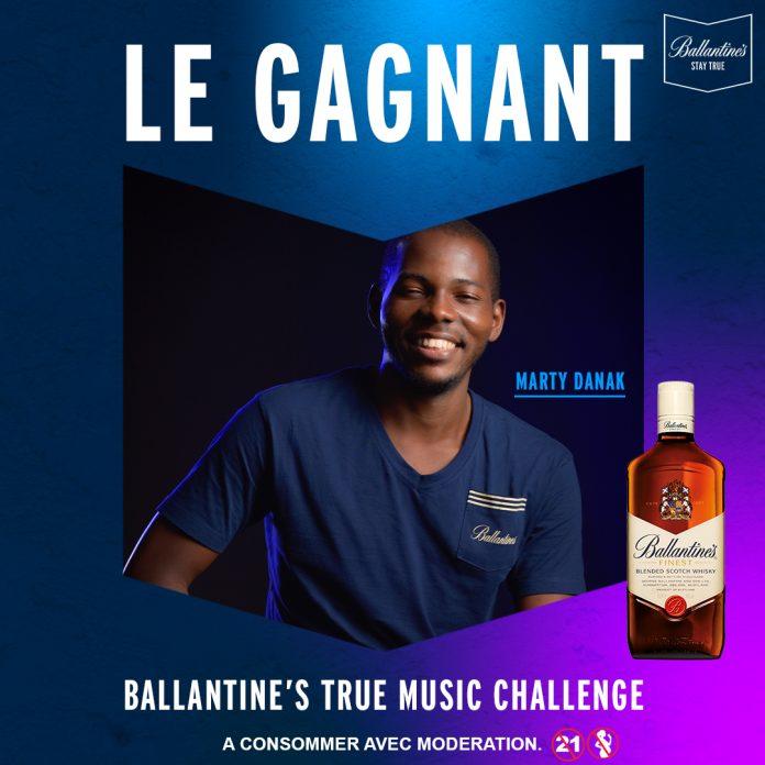 Ballantine's+TMC+New+Winner+Announcement