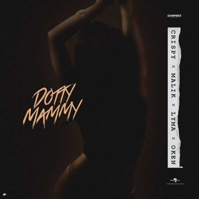 Crispy x Malik x Lyma x Oken - Dotty Mammy (Official Artwork)