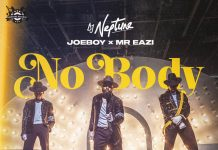 Download DJ Neptune, Joeboy & Mr Eazi - Nobody