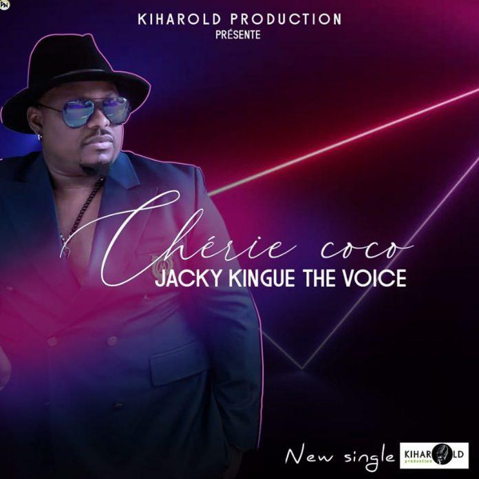 JACKY KINGUE -CHERIE COCO Official artwork