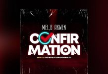 Mel,b Akwen - Confirmation (Official Artwork_