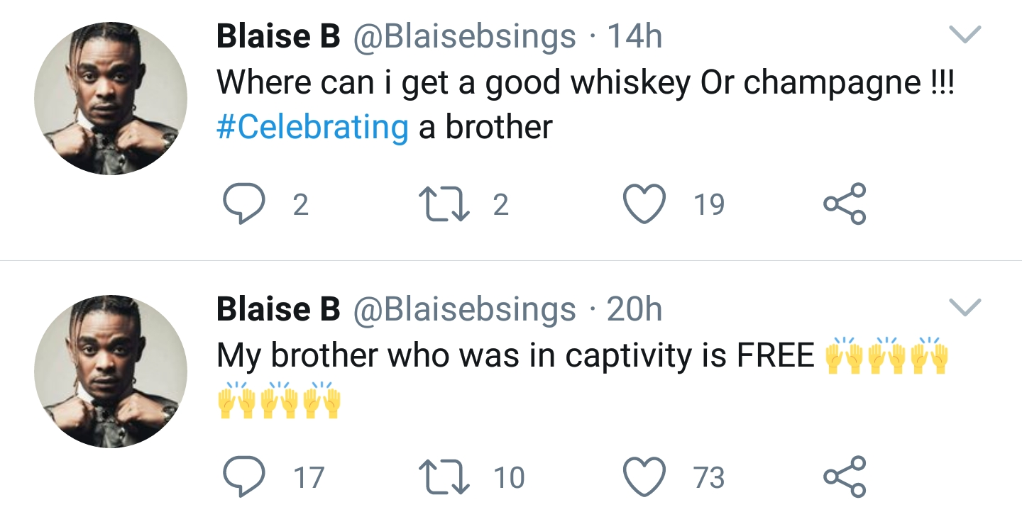 Blaise B Reacts to Mr. Leo Leaving Alphabetter Records