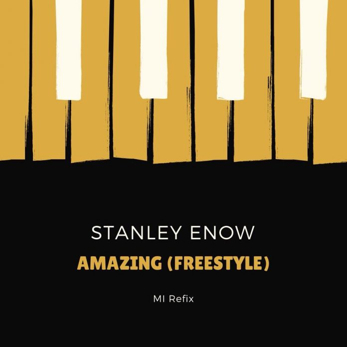 Stanley Enow - Amazing (Freestyle) Artwork