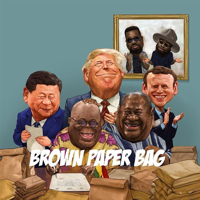DOwnload brown-paper-bag-sarkodie