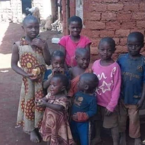 Children killed During the 2020 Ngarbuh Massacred (All Picture Died)