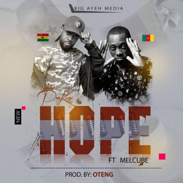 Paa Kwasi feat Melcube