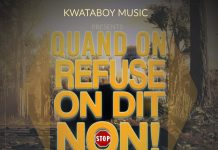 """Quand on refuse on dit non"" by Spido x Besong x Kupbu x Why Tomah"