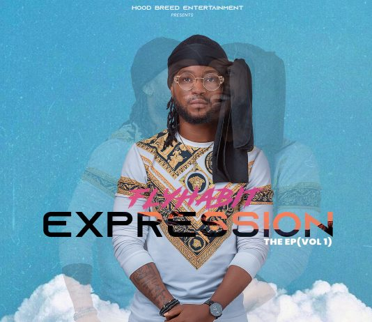Flyhabit EXPRESSION - (Vol 1) Front Cover