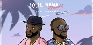 Hiro ft. Davido - Jolie Nana Remix (Official Artwork)