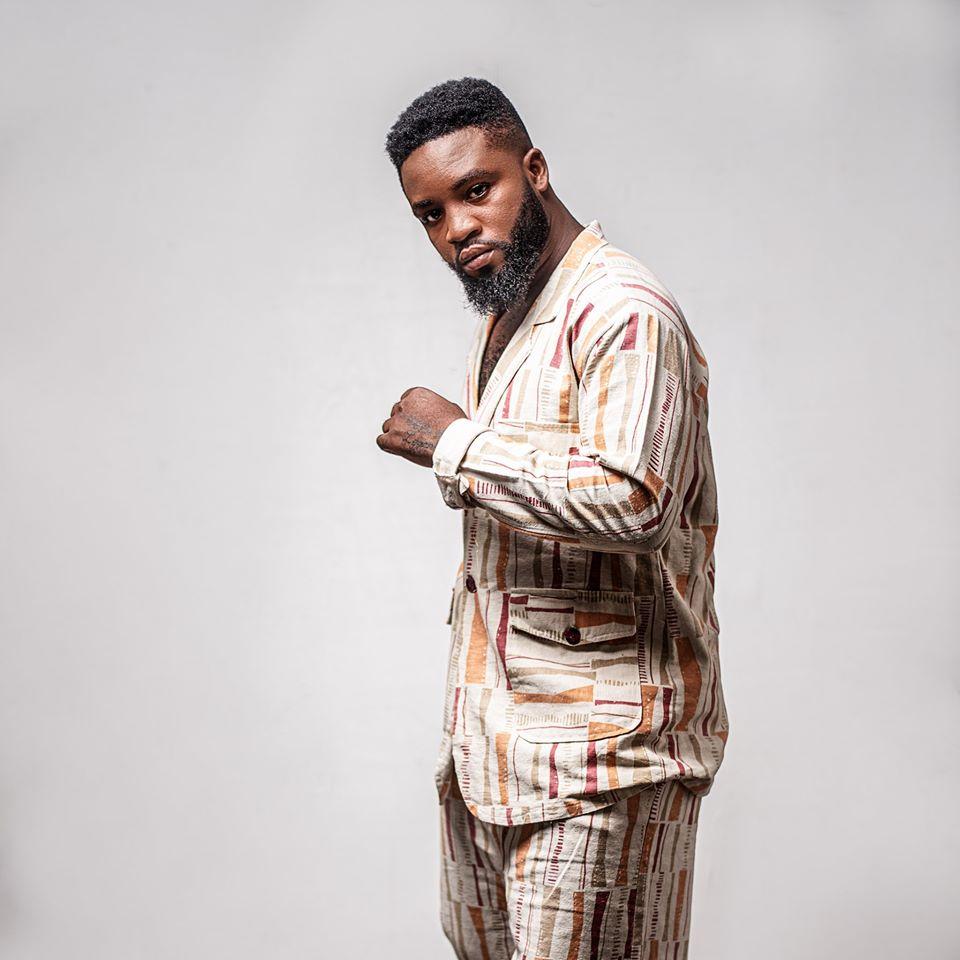 Ibali (Cameroonian Afrobeat Singer) 2