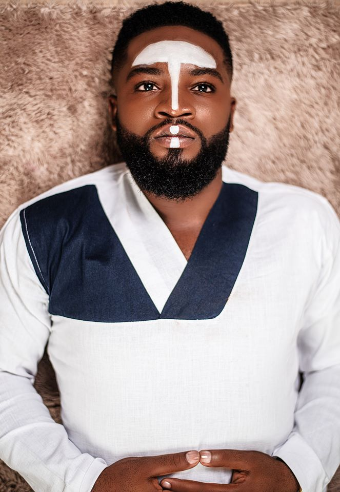 Ibali (Cameroonian Afrobeat Singer)