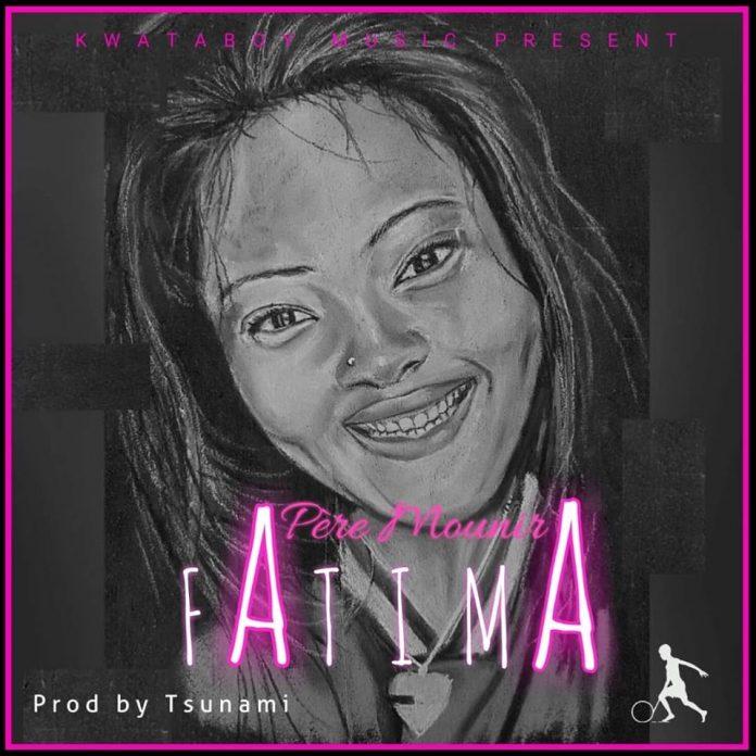 DOwnload Pere Mounir - Fatima (Official Artwork)