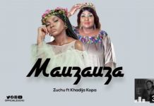 DOwnload Zuchu Ft Khadija Kopa - Mauzauza