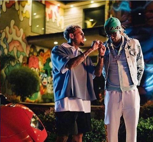 """Go Crazy"" - Chris Brown x Young Thug"