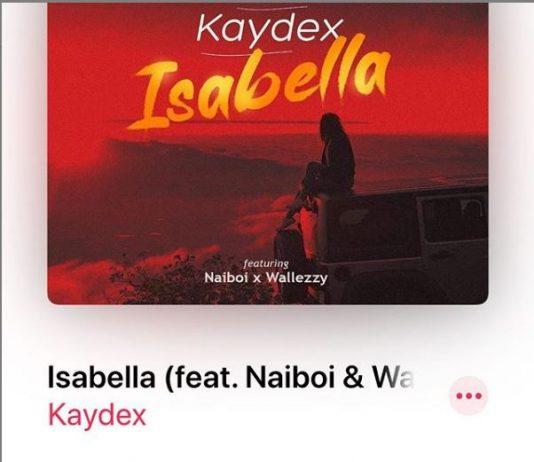 """""""Isabella"""" - Kaydex x Naiboi x Wallezy"""