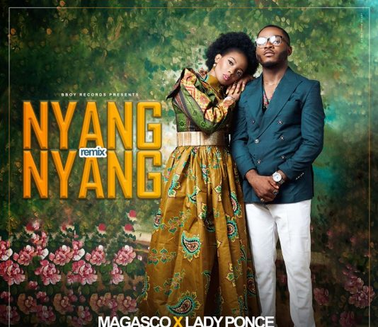"""Nyang Nyang Remix"" by Magasco x Lady ponce"