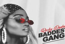 """""""Baddest Gang"""" - Recky Dash"""