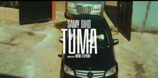 """Tuma"" by Samy Diko"