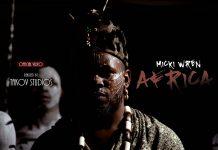 """Africa"" - Mick Wren"