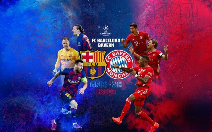 Bayern Wins FC Barcelona