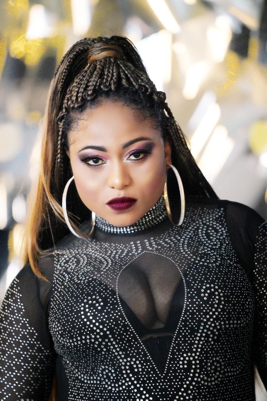 Alice Austine (Cameroonian Singer)