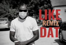 PMARTT-Like Dat Remix ARTWORK