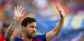 Lionel Messi - Fc Barcalona