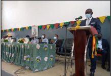 Lord May of Buea Buea Council - Mr David Mafani Namange