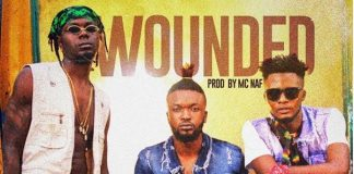 """""""Wounded"""" - Dense Air x Bwoy Dezz x BN Qure"""